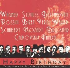 Birthday Bruckner