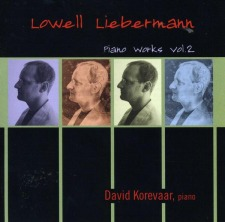 Lowell Liebermann: Variations on a Theme by Anton Bruckner