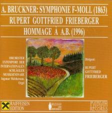 Rupert Frieberger: Hommage a A.B.