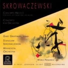 Stanislaw Skrowaczewski: Concerto for Orchestra