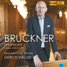 RECORDINGS: Bruckner discs sold through this website