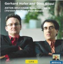CD - Symphony No. 5 - Transcription for Piano Four-Hands!