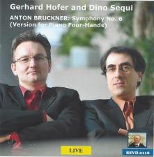 CD - Symphony No. 6 - Transcription for Piano Four-Hands!