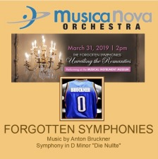 "Symphony in D Minor ""Die Nullte"": Warren Cohen / MusicNova Orchestra / Exclusive DVD"