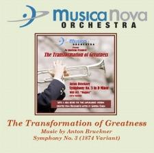 Symphony No. 3: Warren Cohen / MusicaNova Orchestra / Exclusive offer!