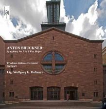 Symphony No. 5: Wolfgang Hofmann / Bruckner Symphony Orchestra Stuttgart