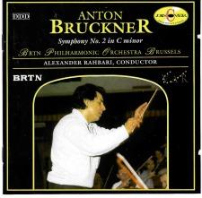Symphony No. 2: Alexander Rahbari / BRTN Philharmonic / OOP Discovery CD