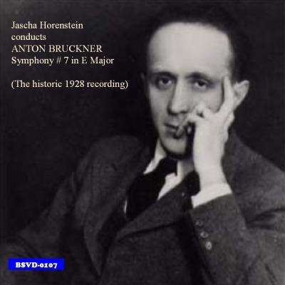 Symphony No. 7 / Jascha Horenstein / Berlin Philharmonic Orchestra