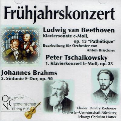 Bruckner's orchestration of Beethoven's Pathetique Piano Sonata