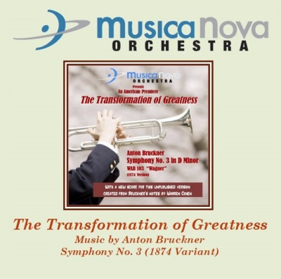 Symphony No. 3: Warren Cohen / MusicaNova Orchestra / Exclusive offer!