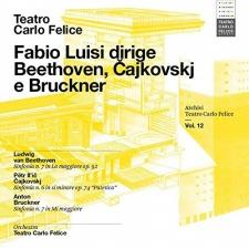 Symphony No. 7: Fabio Luisi / Orchestra Teatro Carlos Felice