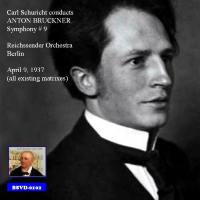 Symphony No.9 / Schuricht / 1937 / Berlin Reichssender Orchestra