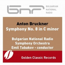 Symphony No. 8: Emil Tabakov / Bulgarian Radio Symphony Orchestra