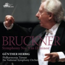 Symphony No. 9: Gunther Herbig / National Symphony Orchestra of Taiwan